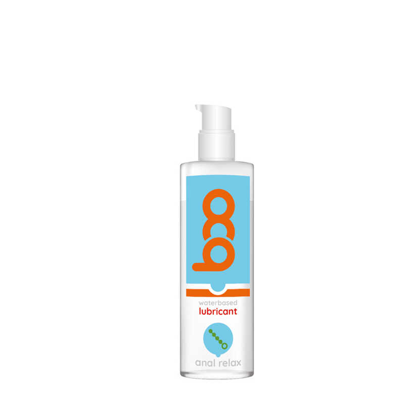 BOO glijmiddel voor anaal gebruik - waterbasis - 150ml