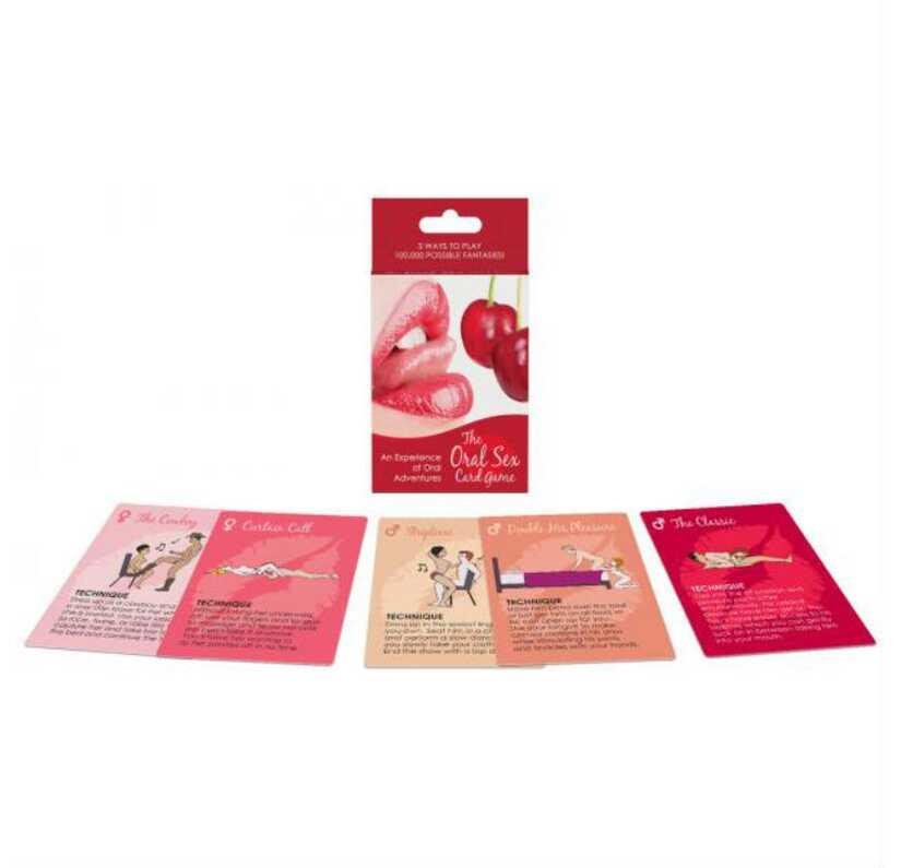 Oral seks Card Game
