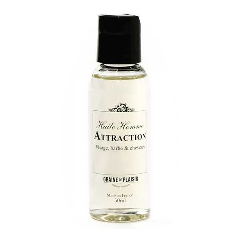 Attraction Huile Homme