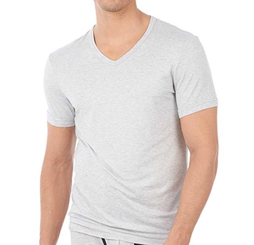 Heat Shirt grijs