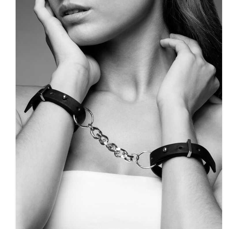 Maze handcuffs zwart