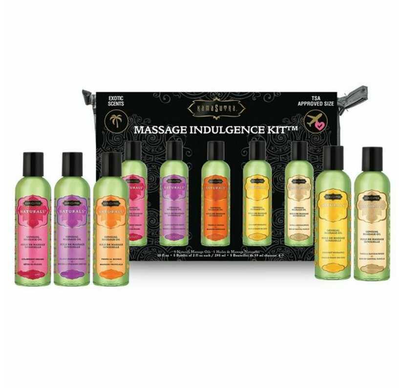 Massagekit Petite Naturel 5pack