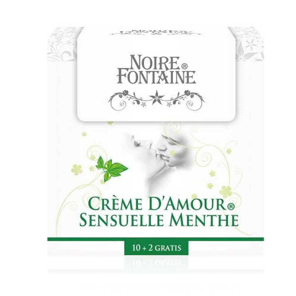 Crème d'Amour Sensuelle Menthe