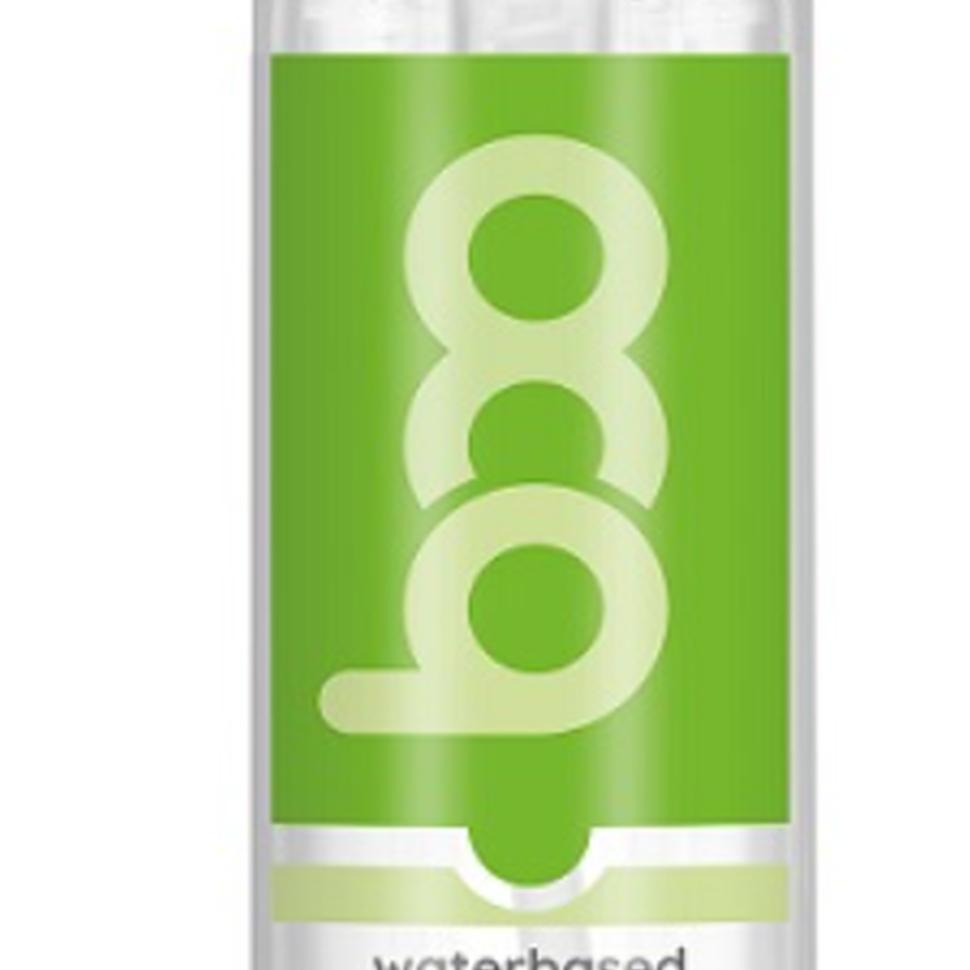 BOO glijmiddel op waterbasis - VEGAN
